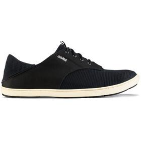 OluKai Nohea Moku Shoes Men onyx/onyx